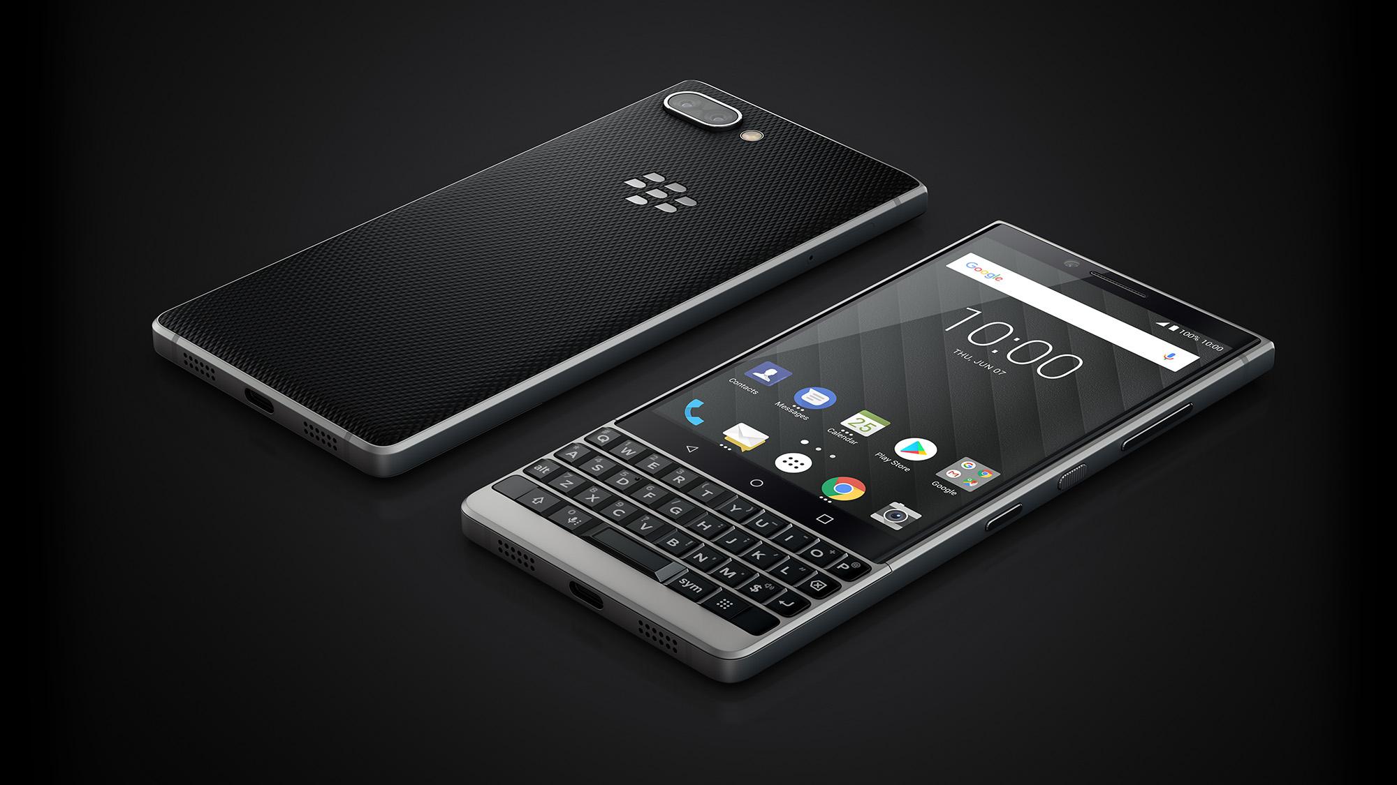 Blackberry key2 disponibile in italia a partire dal 30 for Telefono bb