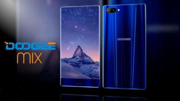 Doogee Mix con 6GB di RAM in offerta a soli 110€ su Amazon!