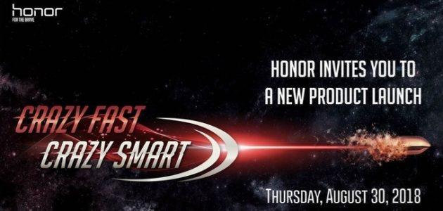 Sarà il 30 agosto la data per scoprire ufficialmente Honor Note 10?