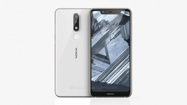 Nokia X5 ufficiale, dual camera, notch e Helio P60 a prezzo accessibile