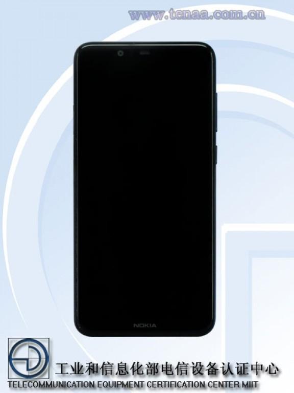 Nokia 5.1 Plus / Nokia X5 tenaa