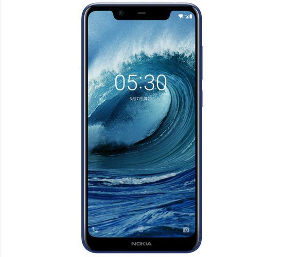 Nokia X5 render leaked