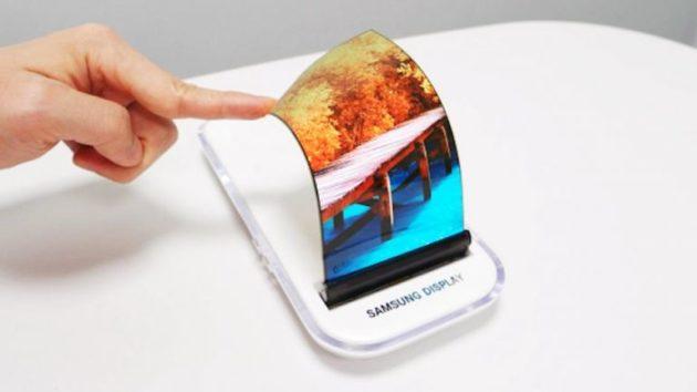 Il foldable phone di Samsung potrebbe non chiamarsi Samsung Galaxy X