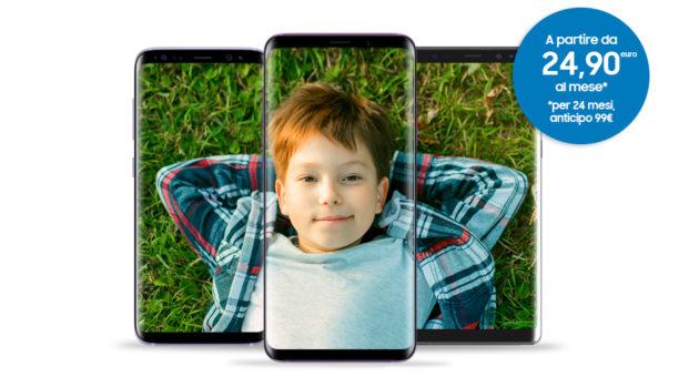 Samsung Smart Rent, il modo più comodo per avere un Galaxy nuovo ogni anno