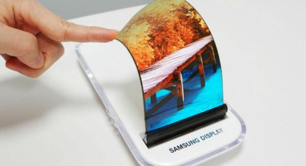 Il foldable phone Samsung Galaxy X avrà una batteria anch'essa pieghevole da minimo 3000 mAh