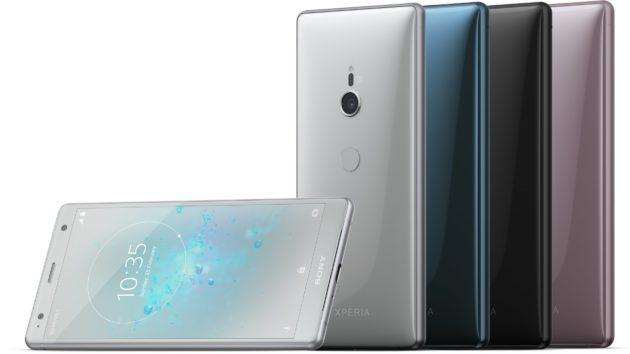 Un retailer online svela specifiche tecniche e l'elevato prezzo di Sony Xperia XZ3