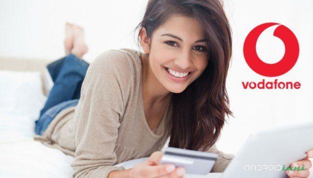 Vodafone Special Minuti 50GB per clienti Iliad e di altri MVNO
