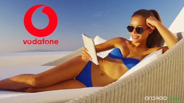 Vodafone Special Minuti 20GB a partire da 7 euro al mese