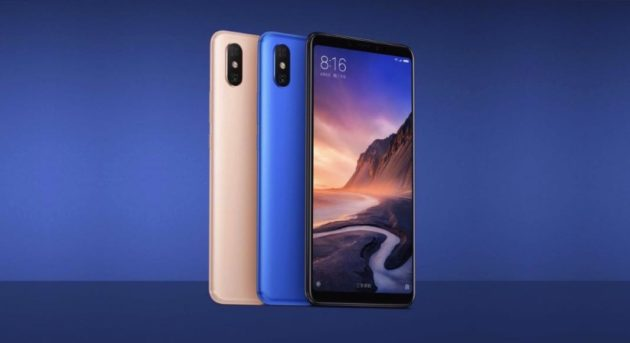 Xiaomi Mi Max 3 arriva in Italia: potente come una power bank