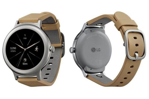 LG potrebbe presentare due nuovi smartwatch entro la fine del mese