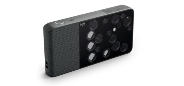 Light: in arrivo smartphone con 9 fotocamere