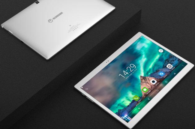 Alldocube X: tablet leggero e sottile disponibile su Indiegogo