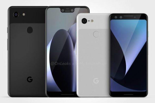 Google Pixel 3: senza notch nelle prime foto