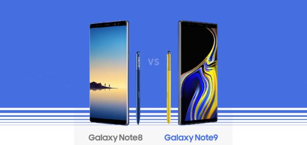 Samsung Galaxy Note 9 troppo simile a Galaxy Note 8? Samsung tenta di convincerci del contrario!