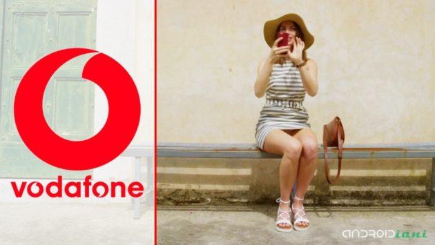 Vodafone Special Minuti 50GB e 30GB a partire da 7 euro al mese