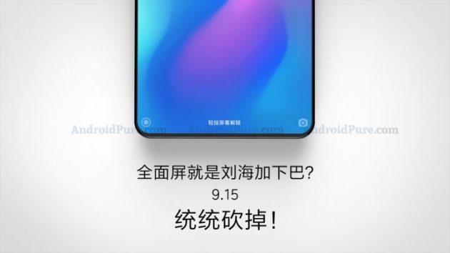 Xiaomi Mi Mix 3, nuove immagini reali mostrano un cambio rotta nel design