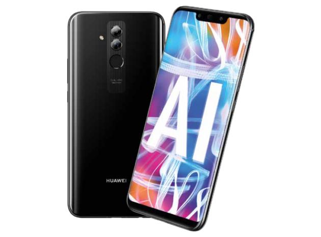 Huawei Mate 20 lite: presentato ufficialmente