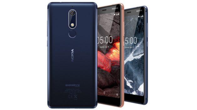Nokia 5.1 in vendita da oggi in Italia