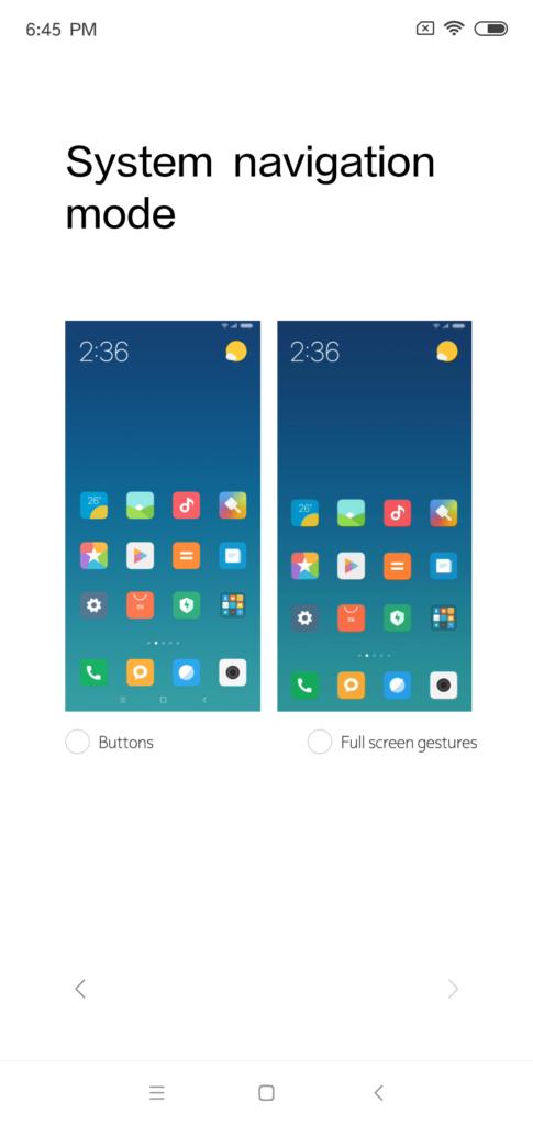 Xiaomi RedMi 6 PRO MIUI 10