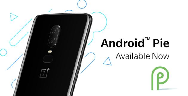 OxygenOS 9 porta Android Pie su OnePlus 6