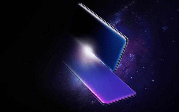 Vivo V11: notch a