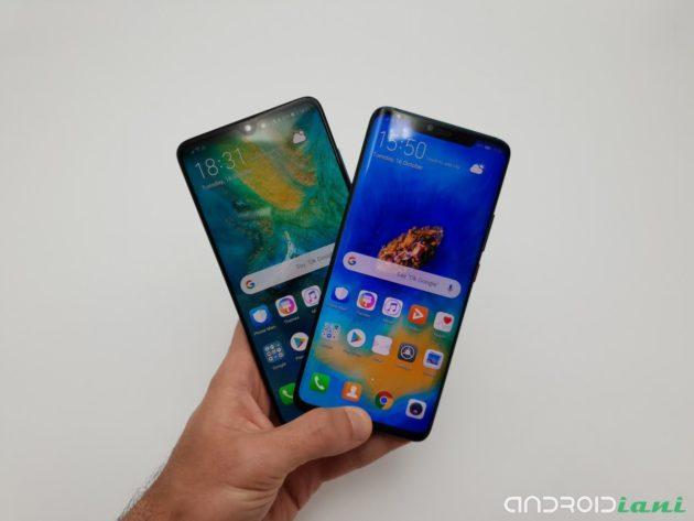Huawei Mate 20 e Mate 20 Pro ufficiali: la serie è completa