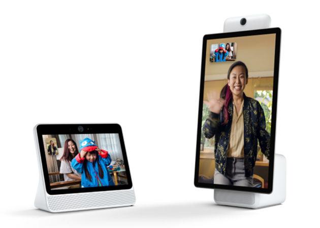 Facebook Portal: display intelligente con Alexa
