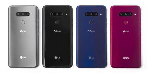 LG V40 ThinQ è ufficiale: riuscirà a competere con il Galaxy Note 9?