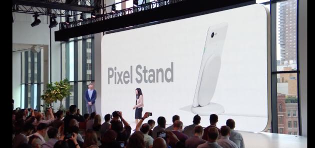 Google presenta ufficialmente Pixel Stand per la ricarica wireless