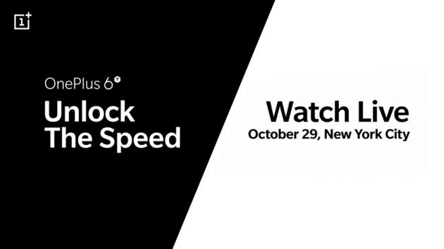 OnePlus 6T: ecco come guardare la presentazione in diretta streaming