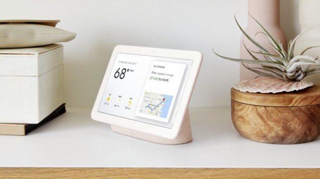 Google Home Hub: un nuovo dispositivo per la vostra casa