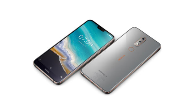 Nokia 7.1: rollout ufficiale Android 9 Pie