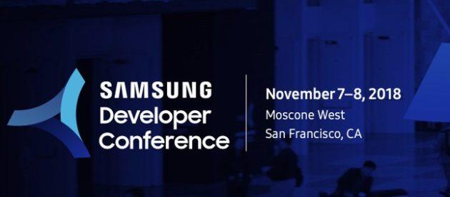 Samsung Developer Conference: diretta dalle 19:00