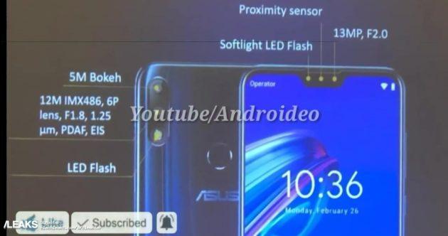 Asus Zenfone Max Pro M2: prime immagini reali