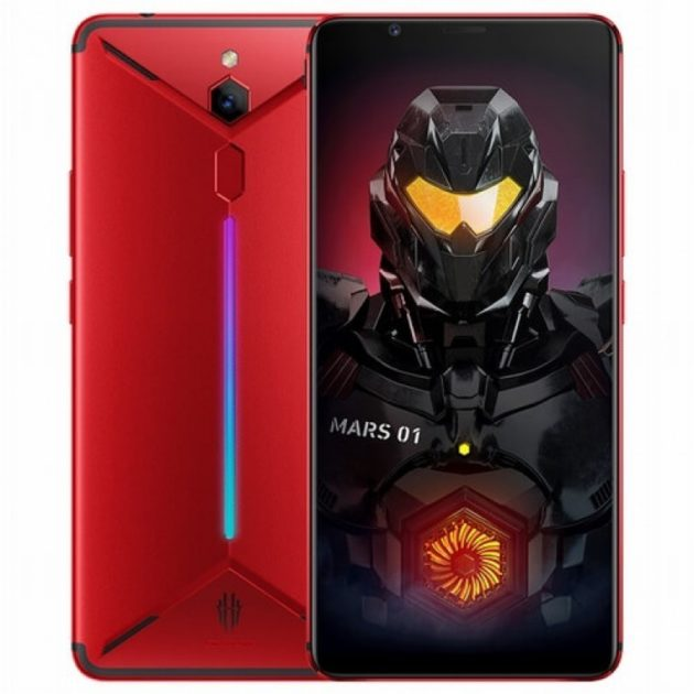 Nubia Red Magic Mars Ufficiale: 10GB di RAM, 4D Shock e Adreno 630