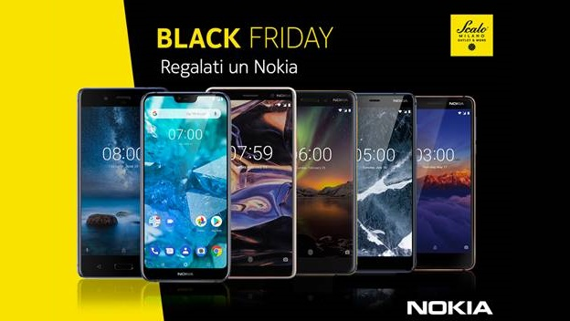 Black Friday, rispondono all'appello anche gli smartphone Nokia