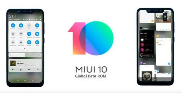 MIUI 10 Global ufficialmente in distribuzione per Pocophone F1