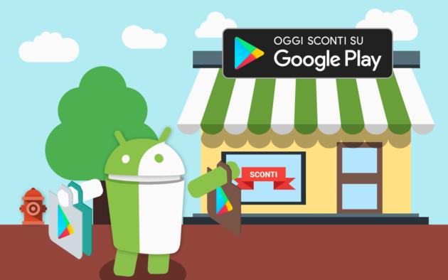 Play Store: Offerte weekend app, giochi e molto altro