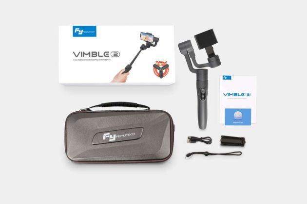 FeiyuTech Vimble 2: stabilizzatore per smartphone