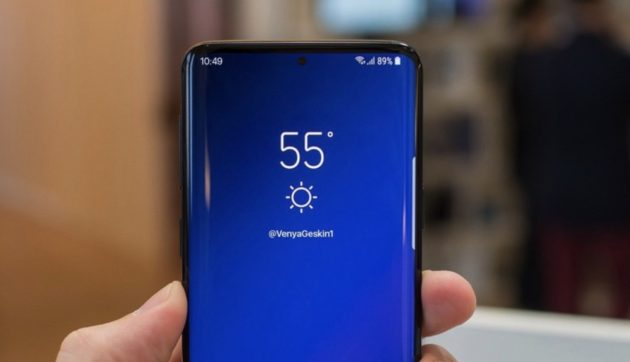 Galaxy S10: dual camera posteriore e benchmark Snapdragon 855