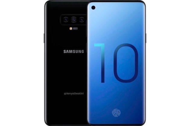 Samsung Galaxy S10: su AnTuTu totalizzando oltre 320.000 punti