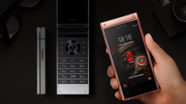 Samsung W2019: il flip-phone che batte i top di gamma
