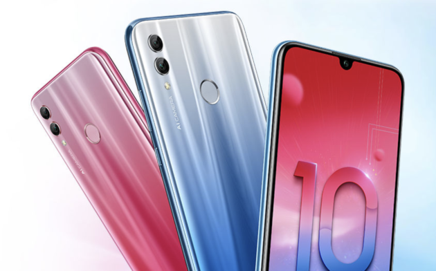 Honor 10 Lite Ufficiale: Kirin 710 e Android 9 Pie