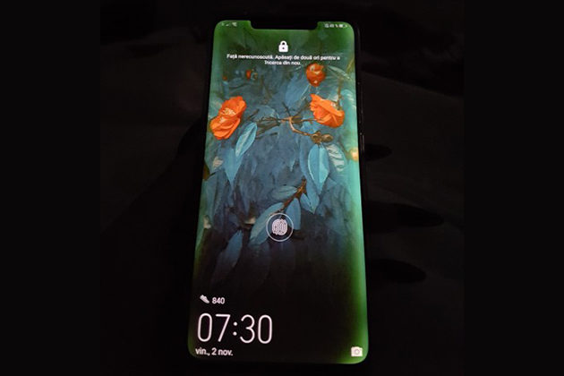 Huawei Mate 20 Pro: ufficiale problema al display