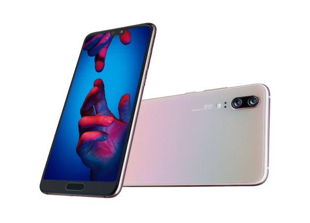 Huawei P20 riceve Android 9 Pie Ufficiale