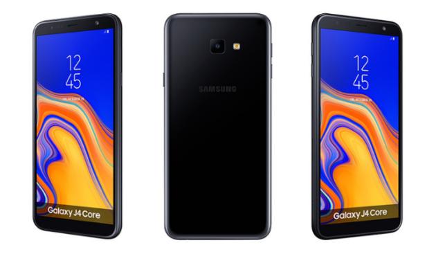 Samsung Galaxy J4 Core ufficiale con Android Go