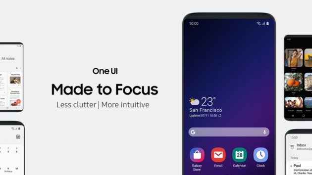 Samsung Galaxy S9/S9+Vodafone: in distribuzione Android 9 Pie