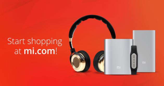 Xiaomi apre lo store online ufficiale: è già black friday con sconti fino a 80€