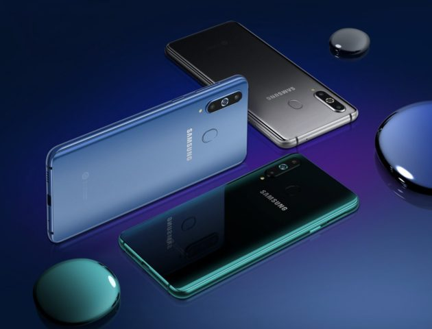 Samsung Galaxy A8s ufficiale: display Infinity-O e Snapdragon 710