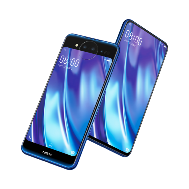 Vivo Nex Dual Display Edition Ufficiale: 10 GB di RAM e doppio display